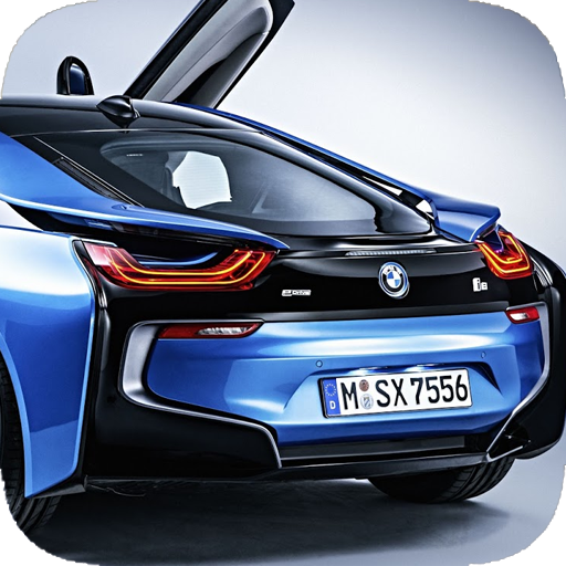 i8 M Racing Drift Simulator