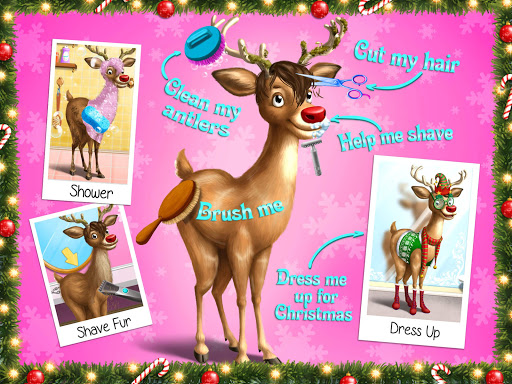 Christmas Animal Hair Salon 2 3.0.30001 screenshots 16