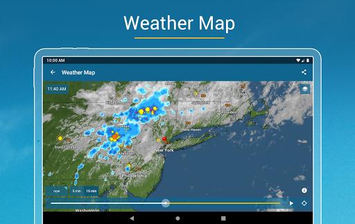 Weather & Radar USA - Severe weather alerts  screenshots 11