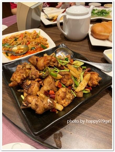 新北永和 紅堂新川菜。菜色承襲川味,菜名充滿創意且饒富趣味