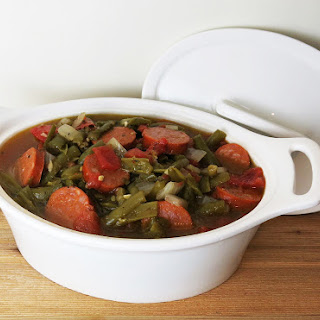 Sausage Green Beans Tomatoes Recipes