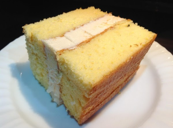 Keep cake refrigerated and covered.  Enjoy!