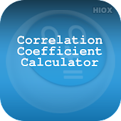 Correlation Coefficient Calc