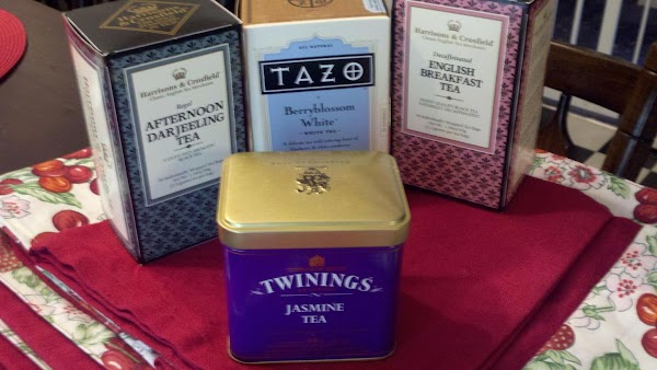 WHITE TEAS are a type of green tea that contain the buds of the...
