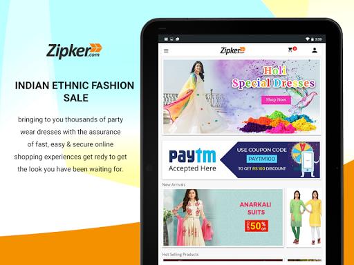 Zipker Women's Online Shopping  screenshots 8