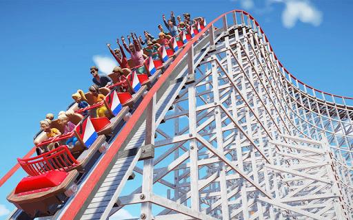 VR Water Roller Coaster Theme Park Ride  screenshots 9