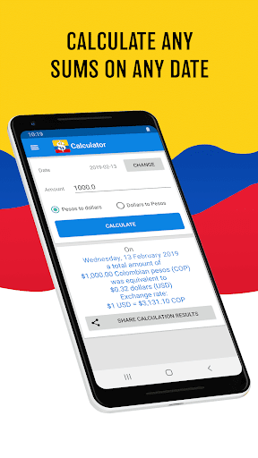 Dollar Colombia S On Google Play