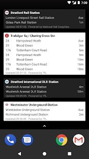 London Travel Pro - Bus & Tube- screenshot thumbnail