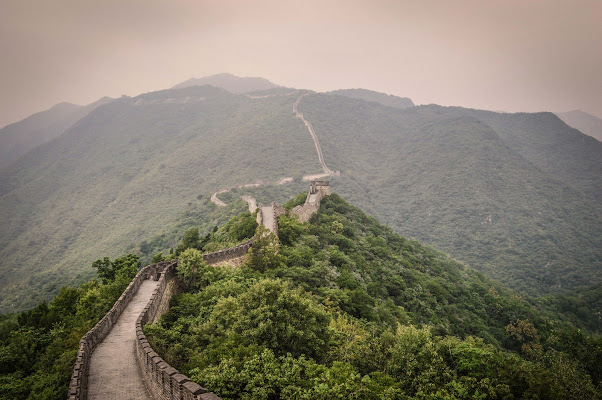La Grande Muraglia di silvia_celio
