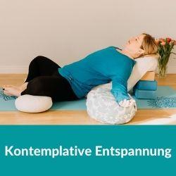 Restorative Yoga Entspannung