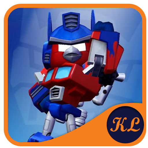 Guide: Angry Bird Transformers