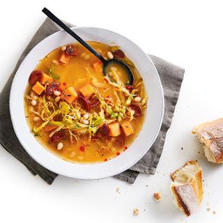 Slow Cooker Paprika Chicken Stew.