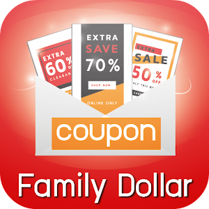 Coupons for Family Dollar