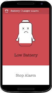 Battery Charger Alarm- screenshot thumbnail