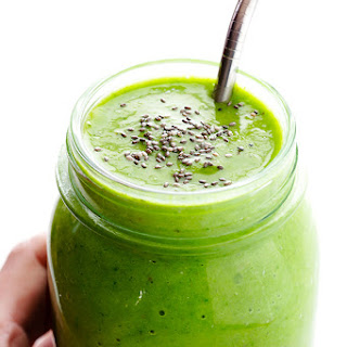 Post-Workout Green Smoothie.