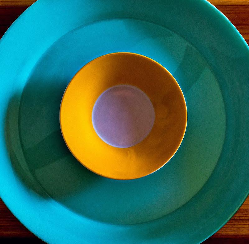 Cerchio nel cerchio di Anna Prandini