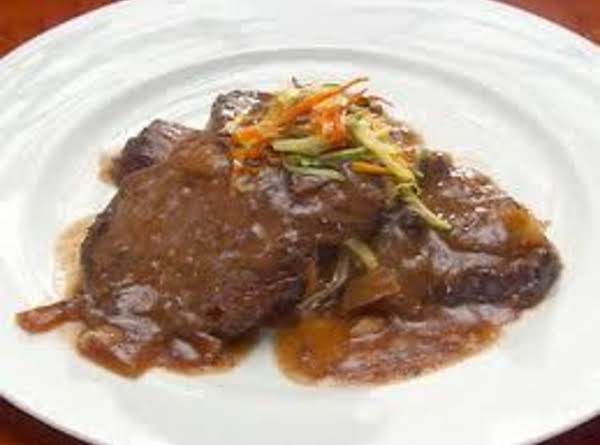 Sauerbraten With Gingersnap Gravy Recipe