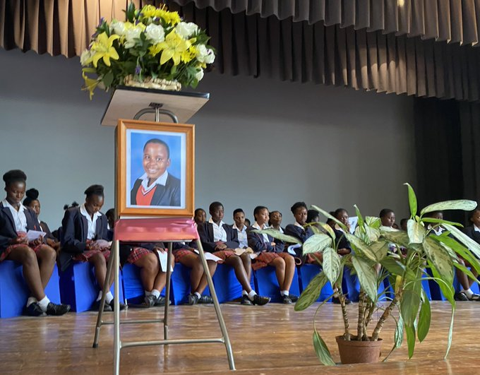 'When people laughed at him, I would wipe his tears': Friend of schoolboy who fell to his death - TimesLIVE