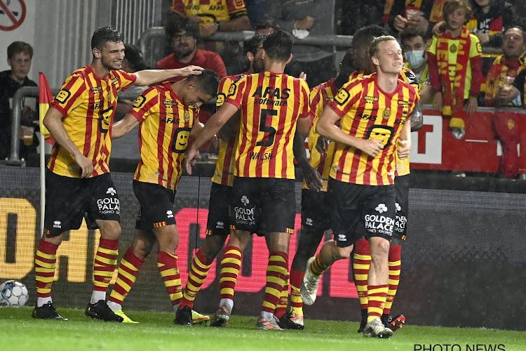 KV Mechelen na tegentreffer in eerste seconden nog op en over Union en houdt zo Eupen en Club aan kop