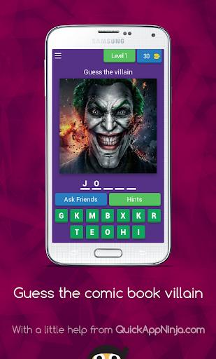 Guess the villain 8.3.1z screenshots 1