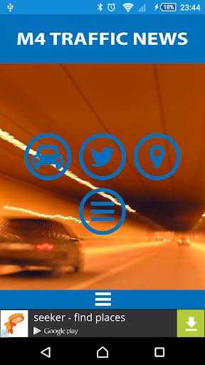 M4 Traffic News