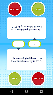 Fact Or Fiction - Knowledge Quiz Game Free - náhled