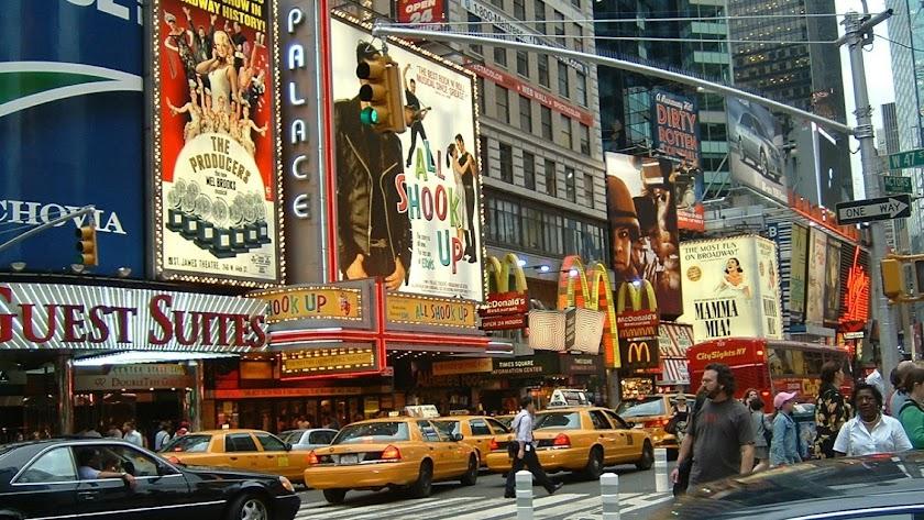 El incidente se ha producido en una zona próxima a Times Square.