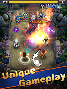 Hyper Heroes: Marble-Like RPG Mod Apk Download For Android and Iphone 8