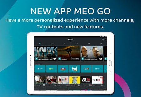 MEO Go- screenshot thumbnail