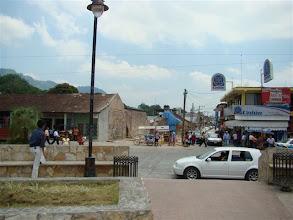 """Photo: Asi se ve Pichucalco sin su iglesia que por muchisimos años permaneció en este lugar, algunos dicen """"mutilados"""""""