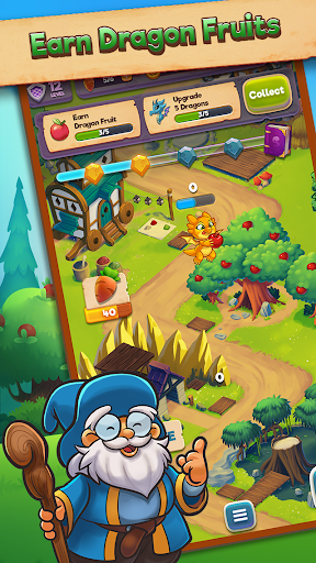 Dragon Idle Adventure screenshot 1