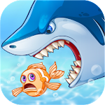 Hungry Ocean:Evolution of Fish 1.0.12 Apk