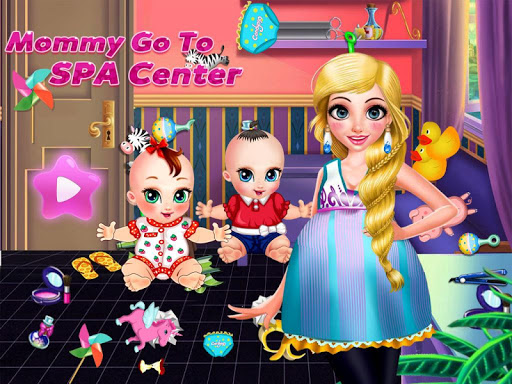 免費下載模擬APP|漂亮媽媽去SPA - 最火爆女孩遊戲美容沙龍遊戲孕嬰快樂寶貝 app開箱文|APP開箱王