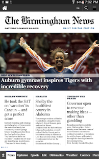 The Birmingham News- screenshot thumbnail