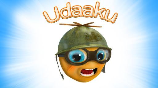 Udaaku: 敵を撃て 宇宙を救え!かわいい王様の運命