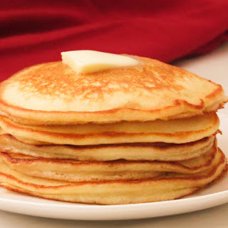 Soft and Fluffy Pancakes