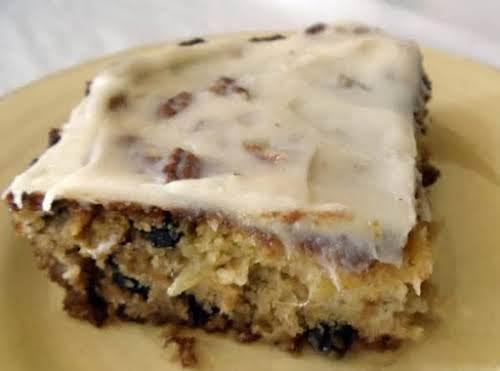"Preacher Cake ""One of my favorite cake recipes. I add though an..."