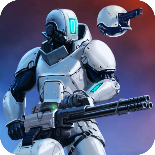 CyberSphere: SciFi Third Person Shooter APK Cracked Download