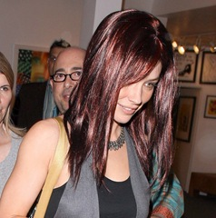 75957_CELEBUTOPIAEvangeline_Lilly_with_new_red_hair_at_art_gallery_in_Hollywood_130308_01_122_253lo