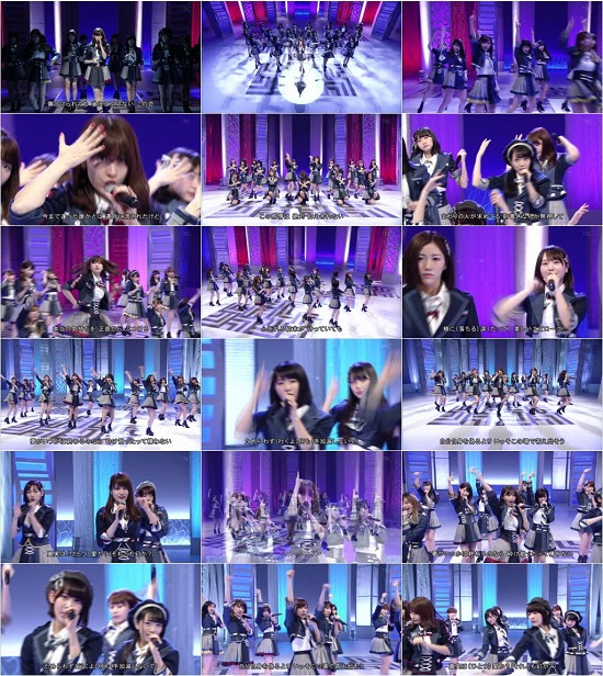 (TV-Music)(1080i) AKB48 Part – Music Fair 170318