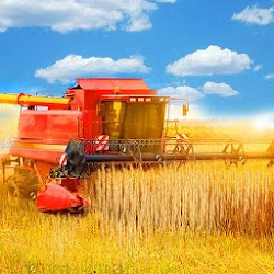 Real Tractor Farm Simulator 17  - Transport Truck