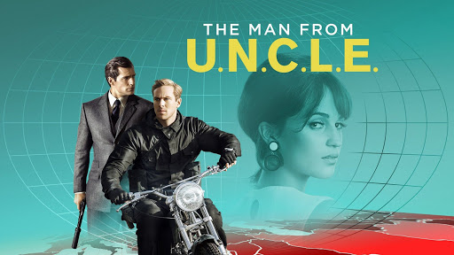 man from uncle 2015 cast