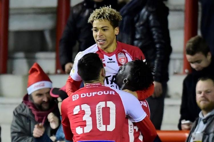 Matchs amicaux : Mouscron réalise une belle performance, Charleroi l'emporte après avoir été mené