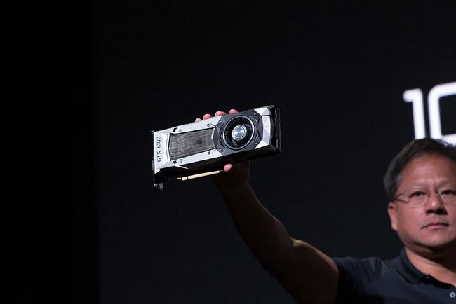 Mẫu card GTX 1080 vừa được công bố