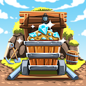 Diamond Tycoon - Idle Clicker & Tap Inc Game Free icon