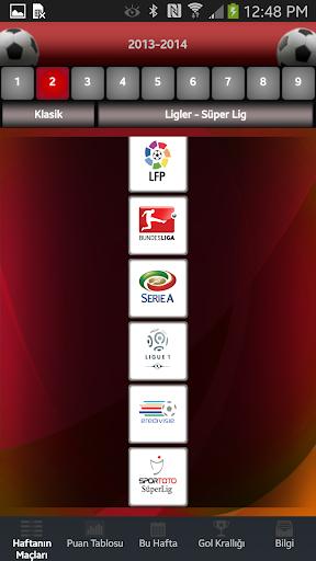 Futbol - Süper Lig 3.1.17 screenshots 2