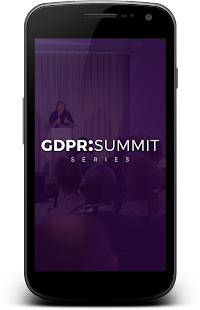 GDPR Summit Series- screenshot thumbnail