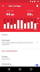 Opera Mini - fast web browser APK screenshot thumbnail 3