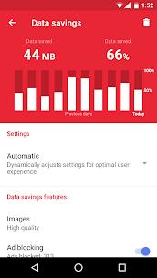 Opera Mini – fast web browser beta v38.0.2254.132736 APK 3