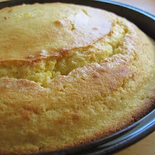 Homemade Buttermilk Cornbread.